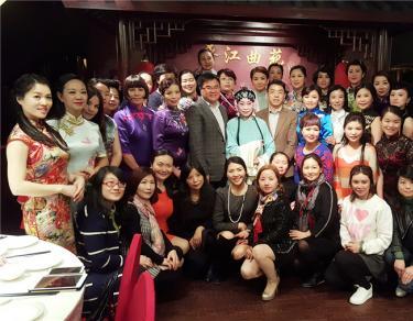 """商会女企业家联谊会""""三八""""妇女节苏州联谊活动成功举办"""