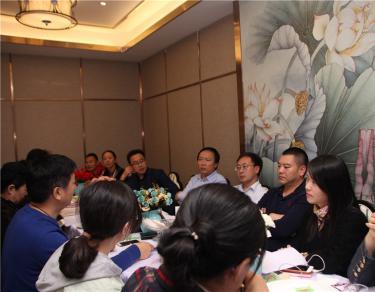 商会第三季度秘书长联席会议成功召开