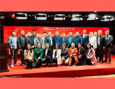 上海市四川威廉希尔建委会组织会员企业走进上海建联